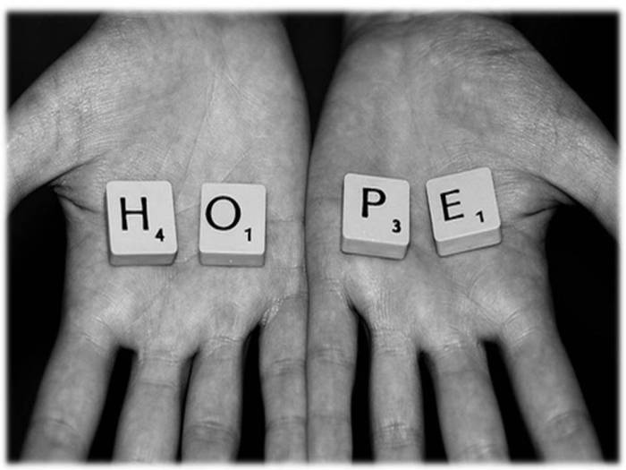Hope = Not a Good Strategy.